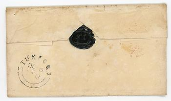 LORD MELBOURNE (1779-1848) Autograph Letter Cover Signed