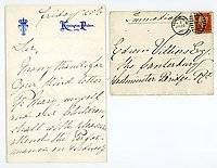 FRANCIS, DUKE OF TECK (1837-1900) Autograph Letter Signed