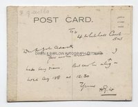 H G WELLS (1866-1946) Autograph Letter Signed