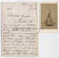 PRINCESS HELENA (1846-1923) Autograph Letter Signed